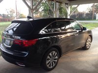 Picture of 2014 Acura MDX Tech Package, exterior
