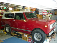 Picture of 1978 International Harvester Scout, exterior, gallery_worthy