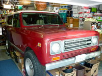 Picture of 1978 International Harvester Scout, exterior