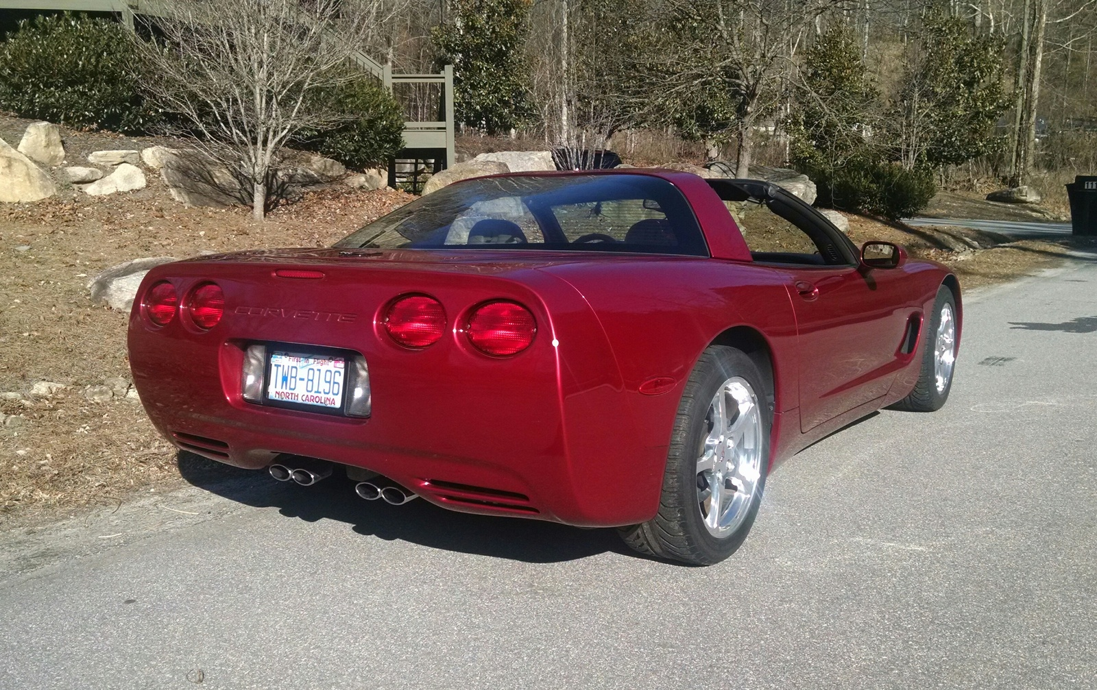 2001 Chevrolet Corvette Overview Cargurus