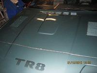 1980 Triumph TR8 Overview