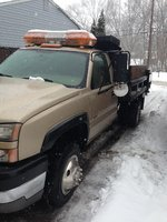 Picture of 2005 Chevrolet Silverado 3500 2 Dr Work Truck 4WD Standard Cab LB, exterior