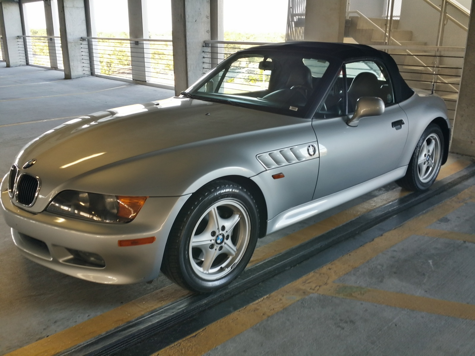 1996 Bmw Z3 Overview Cargurus