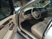 Picture of 2002 Lincoln Town Car Executive, interior