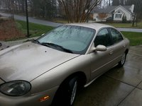 Picture of 1998 Mercury Sable 4 Dr LS Sedan, exterior