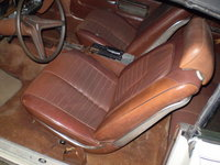 Picture of 1971 Pontiac Le Mans, interior