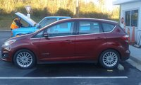 catsman's 2013 Ford C-Max SEL Hybrid, exterior