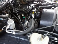Picture of 1985 Cadillac Brougham, engine