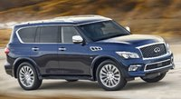 2015 INFINITI QX80 Picture Gallery