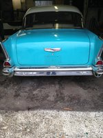 1957 Chevrolet 210 Overview