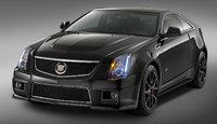 2015 Cadillac CTS-V Coupe Overview