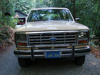 Picture of 1986 Ford Bronco STD 4WD, exterior