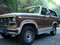 Picture of 1986 Ford Bronco STD 4WD, exterior, gallery_worthy