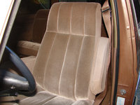 Picture of 1986 Ford Bronco STD 4WD, interior
