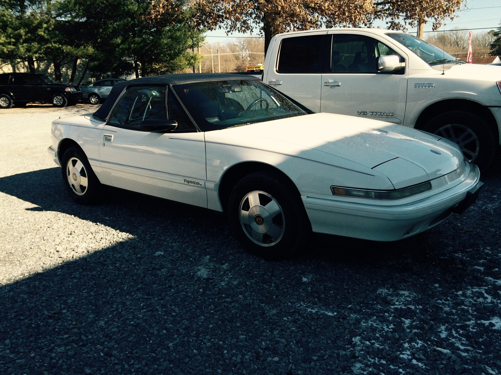 "Drove my ""new"" used 1990 Buick Reatta from Dover DE to Denver CO the past 3  days. The dealer replaced the blower motor just before I began the drive  cross ..."