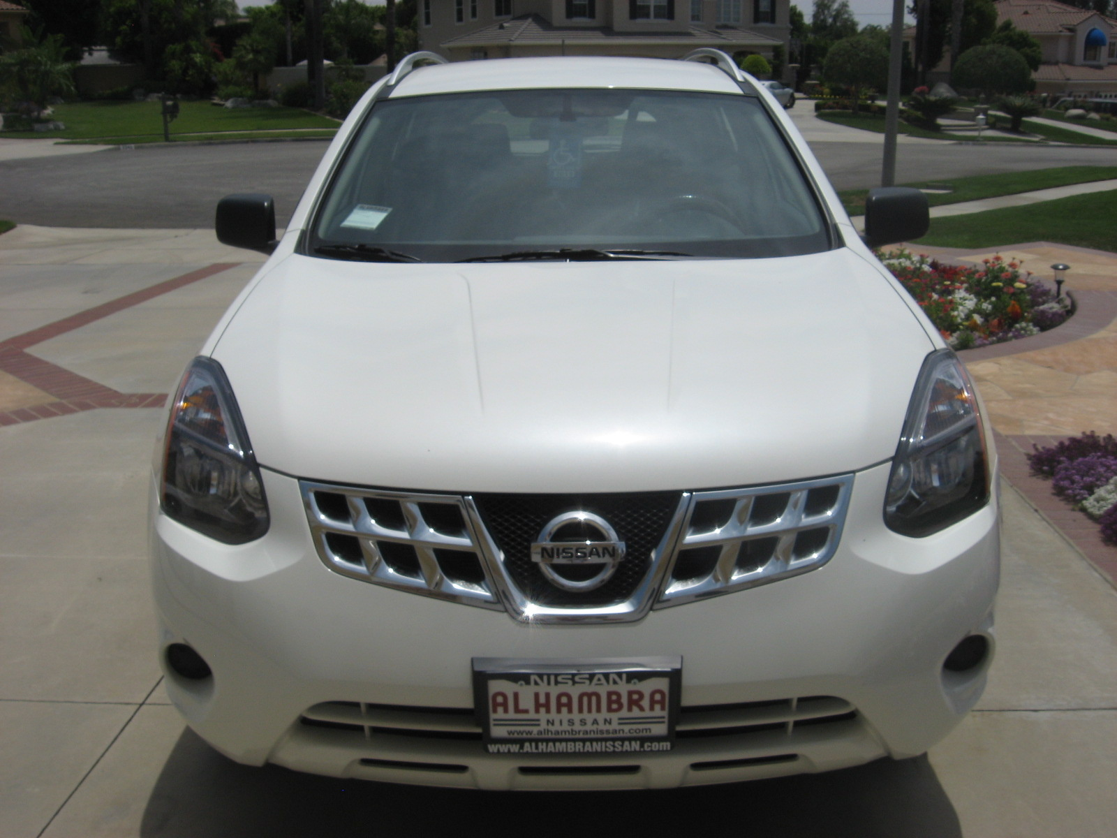 Picture of 2014 Nissan Rogue Select S AWD
