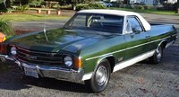 1972 GMC Sprint Overview