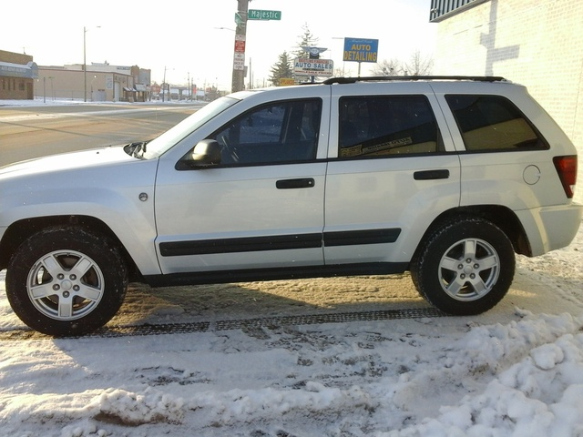 picture of 2005 jeep grand cherokee laredo 4wd exterior. Cars Review. Best American Auto & Cars Review