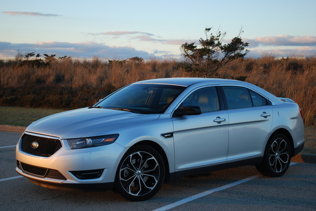 picture of 2014 ford taurus sho awd exterior. Black Bedroom Furniture Sets. Home Design Ideas