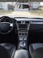Picture of 2010 Chrysler Sebring Limited, interior