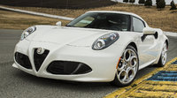 2015 Alfa Romeo 4C, Front-quarter view, exterior, manufacturer, gallery_worthy
