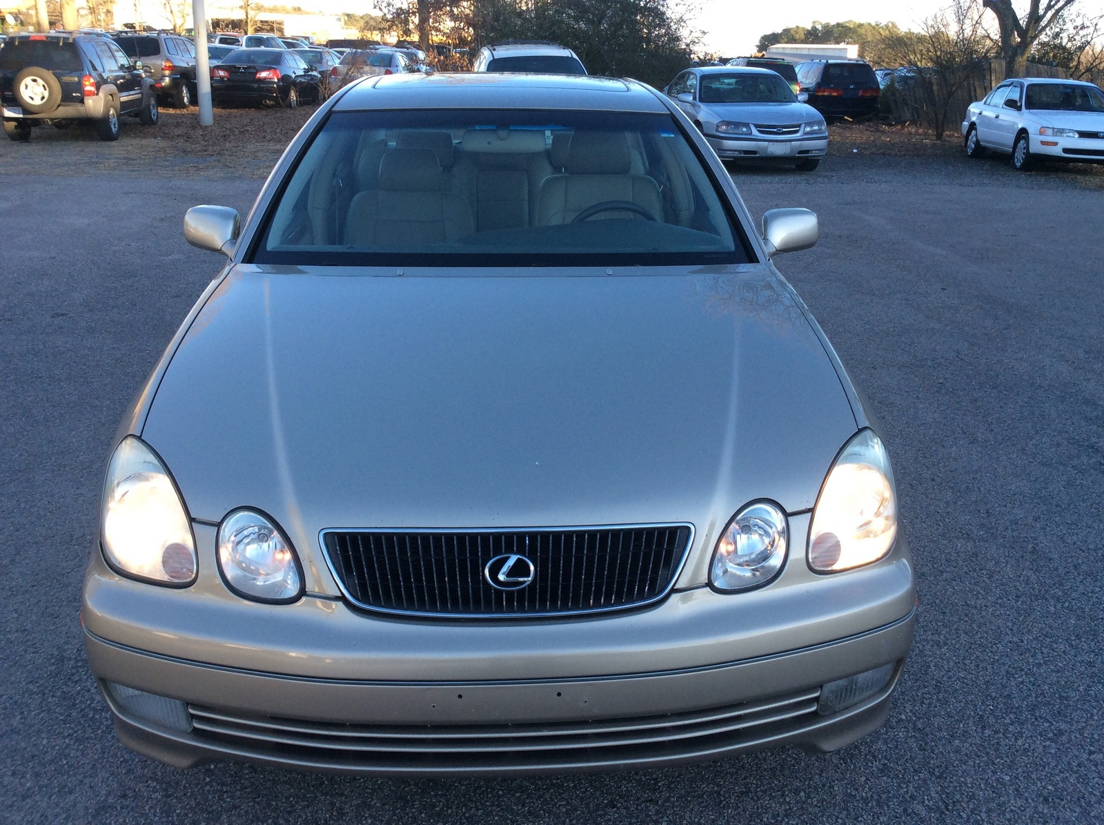 Picture of 1998 Lexus GS 300 Base
