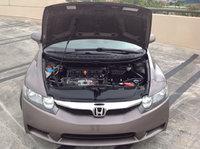 Picture of 2009 Honda Civic LX, exterior, engine