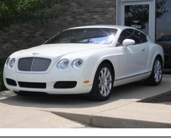picture of 2007 bentley continental gt base exterior. Cars Review. Best American Auto & Cars Review