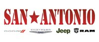 San Antonio Dodge Chrysler Jeep Ram logo