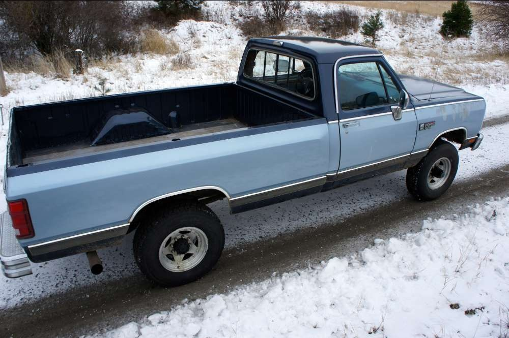Picture of 1989 Dodge Ram