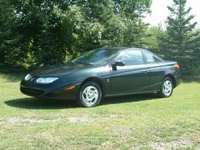 Picture of 2001 Saturn S-Series 3 Dr SC2 Coupe, exterior