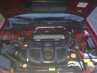 Picture of 2006 Subaru Forester 2.5 XT Limited, engine