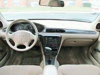 Picture of 2001 Chevrolet Malibu Base, interior