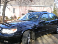 Picture of 2001 Saab 9-5 SE, exterior