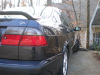 Picture of 2001 Saab 9-5 SE, exterior, gallery_worthy