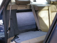 Picture of 2001 Saab 9-5 SE, interior