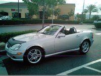 Picture of 2002 Mercedes-Benz SLK-Class 2 Dr SLK32 AMG Convertible, exterior