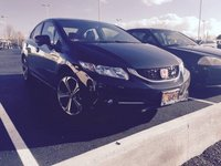 Picture of 2014 Honda Civic Si w/ Summer Tires, exterior