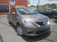 2012 Nissan Versa 1.6 SV, 2012 NISSAN VERS SV,CALL ERWIN 3056352465,VERY LOW PAYMENTS, exterior