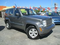 2012 Jeep Liberty Sport, 2012 JEEP LIBERTY SPORT,CALL 3056352465,LOW PAYMENTS CALL TODAY, exterior