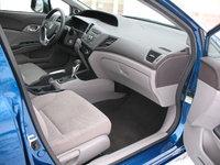 Picture of 2012 Honda Civic EX, interior