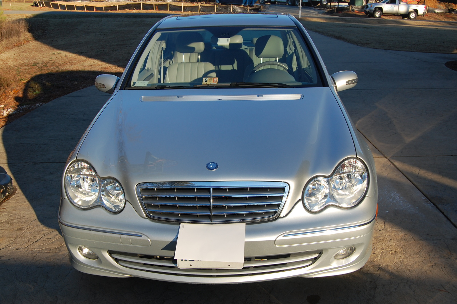 2006 mercedes benz c class overview cargurus for Mercedes benz c300 2006
