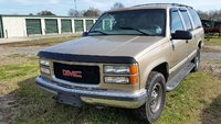 1998 GMC Suburban Overview