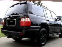 Picture of 2002 Lexus LX 470 Base, exterior