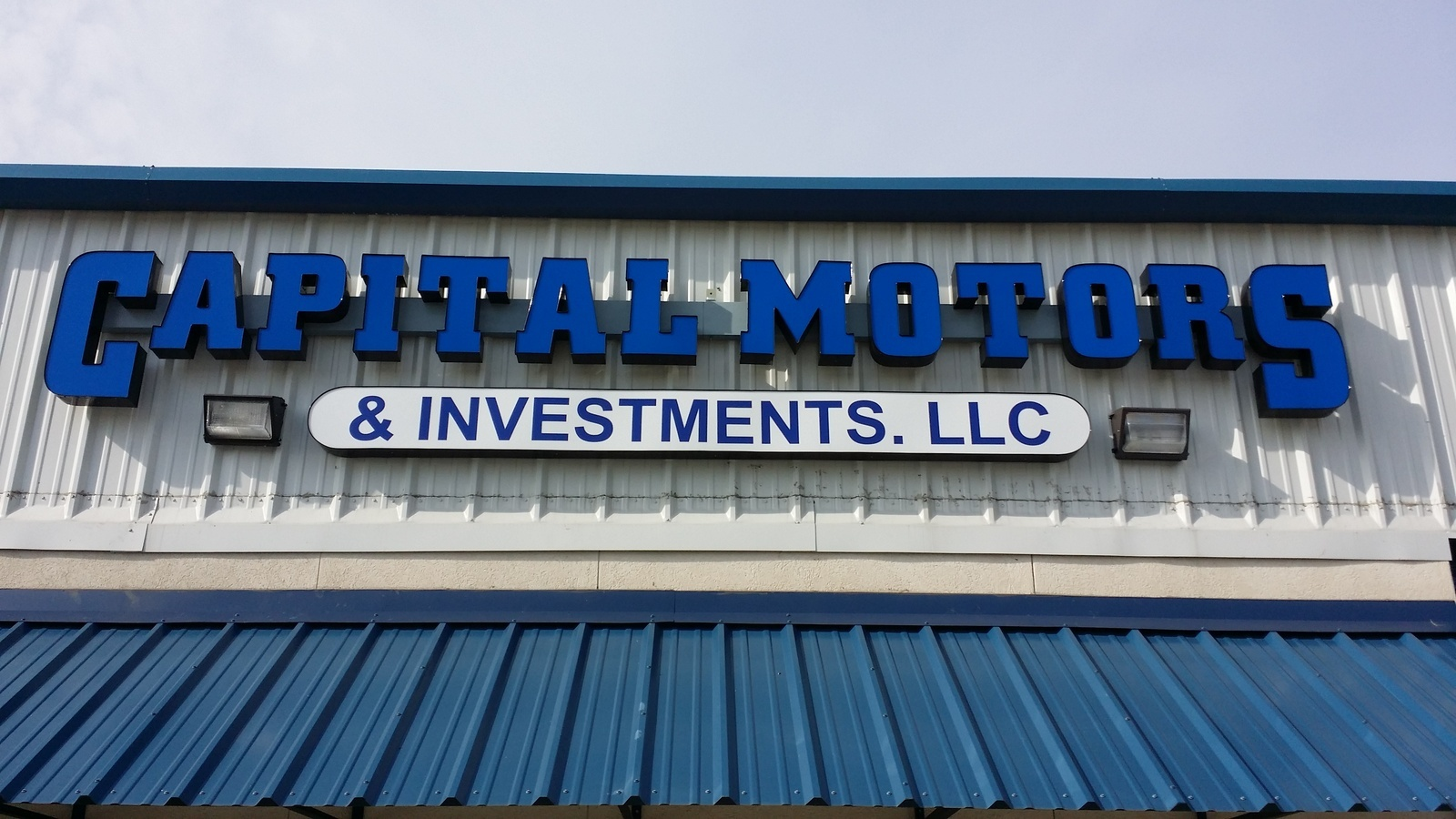 Capital motors investments llc houston tx reviews for Capital motors used cars