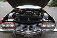 Picture of 1973 Cadillac Fleetwood, engine