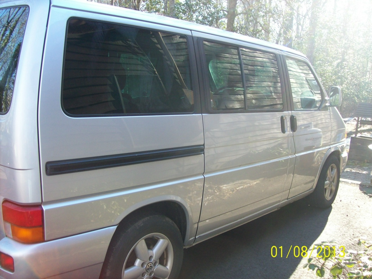 Picture of 2002 Volkswagen EuroVan 3 Dr GLS Passenger Van