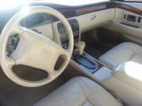 Picture of 1996 Cadillac Eldorado Touring Coupe, interior