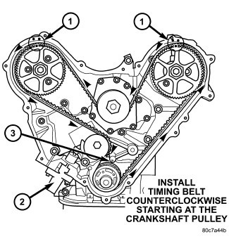 Discussion T36017 ds631923 as well Timing Chain 2004 Chrysler Sebring Water Pump Diagram in addition 2wrv9 Hello I M Tring Set Timing Ford Duratorq 2 4l additionally Rack Pinion Leak also P 0996b43f8037fa5c. on mazda water pump replacement