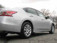 Picture of 2015 Nissan Altima 2.5 S, exterior